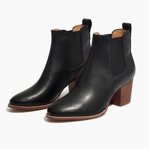 Madewell Regan Boot